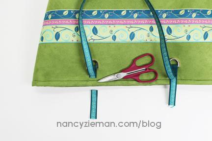 Ribbon City Tote Nancy Zieman 17