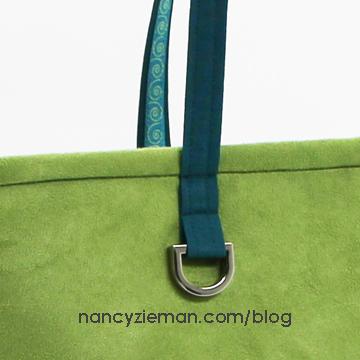Ribbon City Tote Nancy Zieman 19