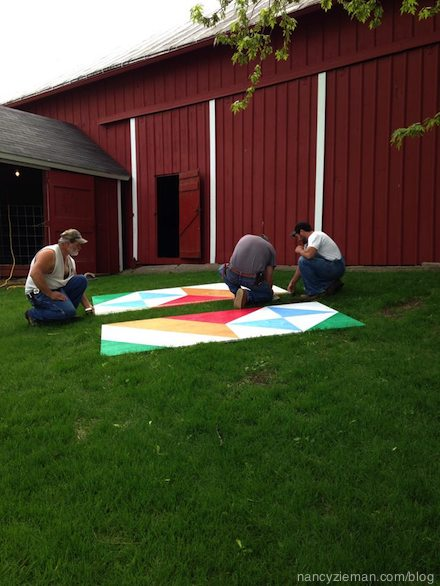 Barn Quilt, Nancy Zieman's Blog