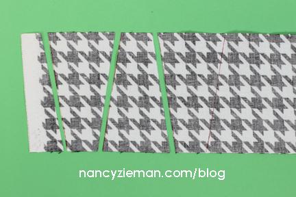 Art Deco Quilt Block Nancy Zieman c