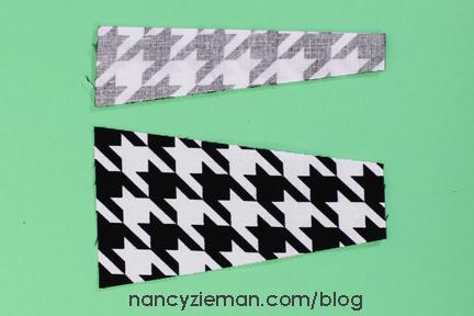 Art Deco Quilt Block Nancy Zieman d