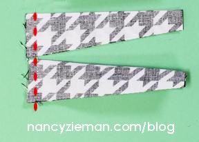 Art Deco Quilt Block Nancy Zieman e1