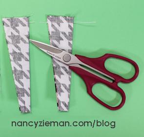 Art Deco Quilt Block Nancy Zieman f1