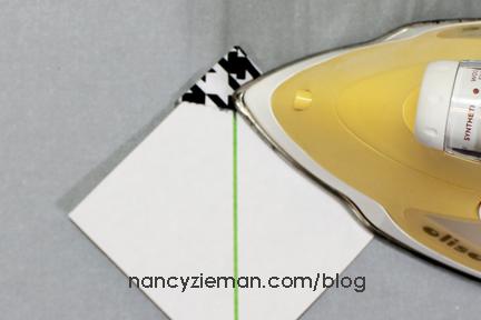 Art Deco Quilt Block Nancy Zieman g