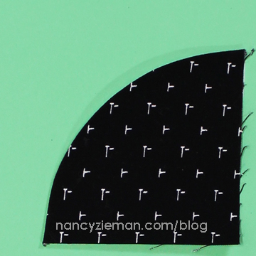 Art Deco Quilt Block Nancy Zieman r