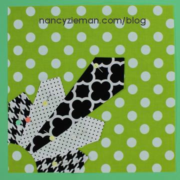 Art Deco Quilt Block Nancy Zieman s