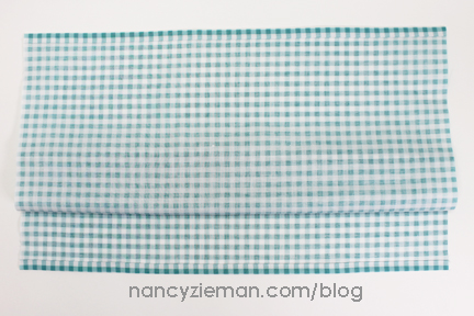 Mitered Napkin Nancy Zieman 4
