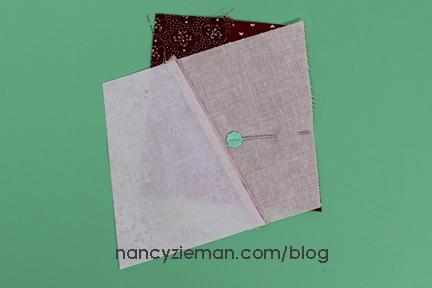 Nancy Zieman Linda Coon Tumbler Quilt 4