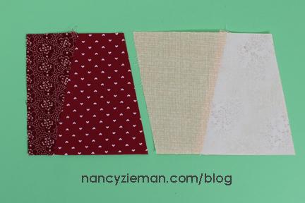 Nancy Zieman Linda Coon Tumbler Quilt 5