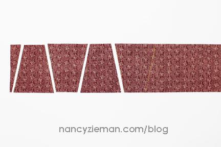 Nancy Zieman Linda Coon Tumbler Quilt red3