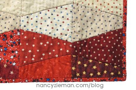 Nancy Zieman Linda Coon Tumbler Quilting