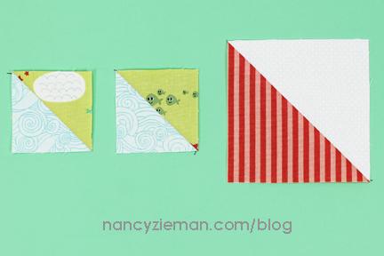 Sailing Quilt Nancy Zieman Boats4