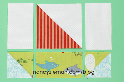 Sailing Quilt Nancy Zieman Boats5