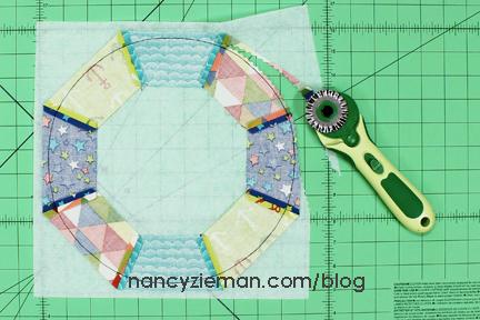 Sailing Quilt Nancy Zieman Rings8