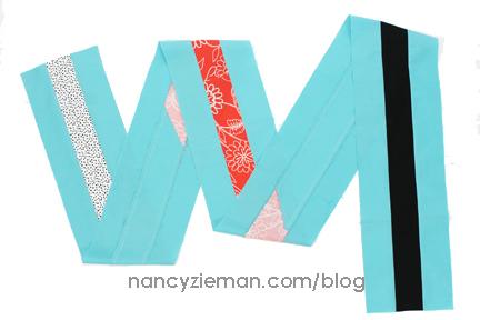 Wind Chime Quilt Nancy Zieman 7