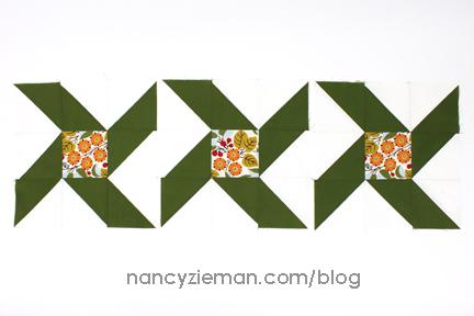 FallTableRunner NancyZieman threeblocks