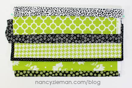 Nancy Zieman Block of The Month 7 a