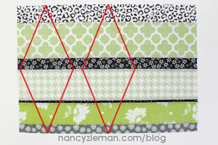 Nancy Zieman Block of The Month 7 h