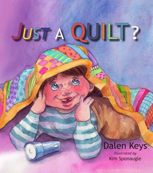 Quilt Expo Madison WI September 10-12 2015 Nancy Zieman Blog Dalen Keys Getting Started in Writing