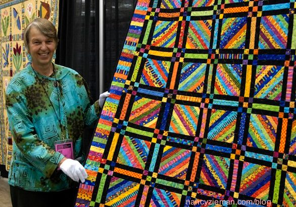Quilt Expo Madison WI September 10-12 2015 Nancy Zieman Blog