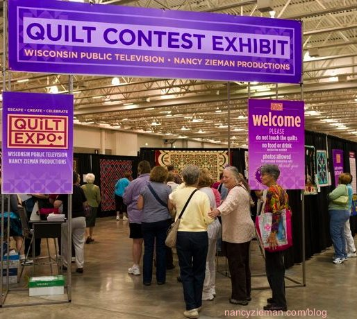 Quilt Expo Madison WI September