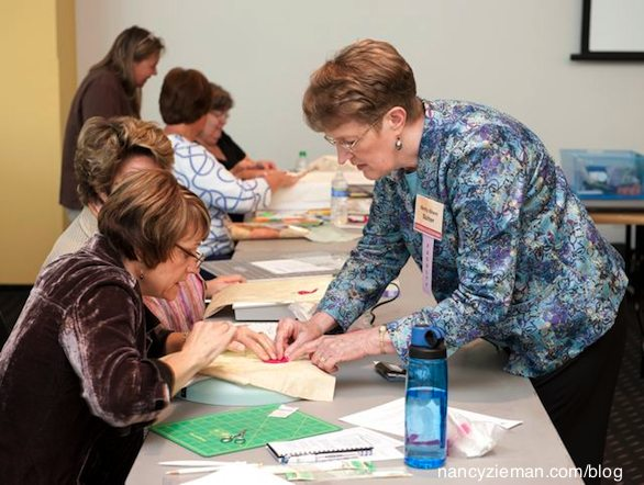 Quilt Expo Madison Wi September 10-12 2015  Hands-on workshops
