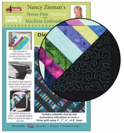 Machine Embroidery Quilting