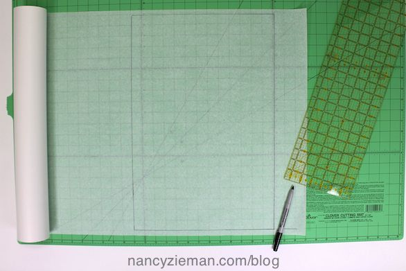 How to Make a Mermaid Tail Pattern by Nancy Zieman of TV's Sewing With Nancy