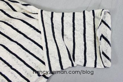 KnitPullover NancyZieman 15HemSleeve