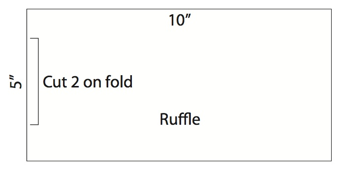 Lillians Dress Ruffle