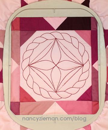 LoveKnotQuilt NancyZieman Embroidery97