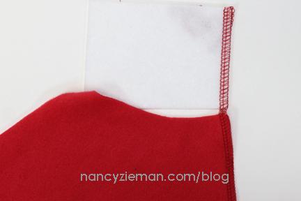 RedKnitPullover NancyZieman 2StarterPiece