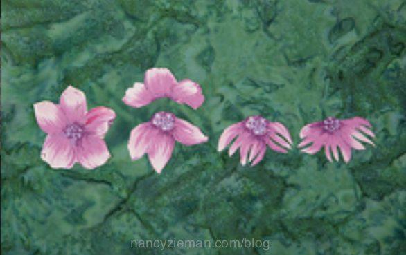 Beginning Landscape Quilting by Nancy Zieman