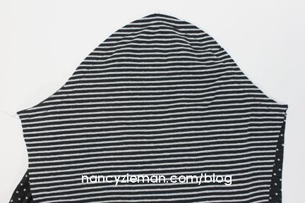CozyJacket Sleeve NancyZieman 1
