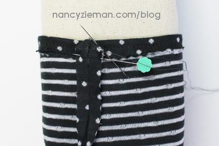 CozyJacket Sleeve NancyZieman 8