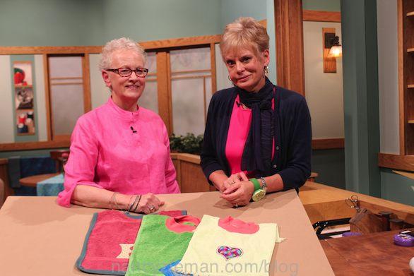 Sew Gifts–Make Memories with Mary Mulari and Nancy Zieman