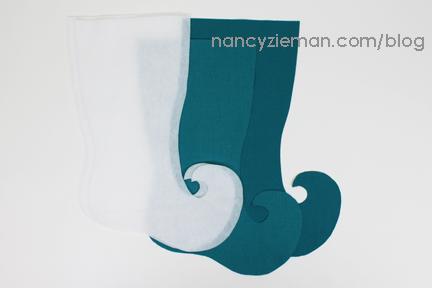 RibbonStocking NancyZieman 3