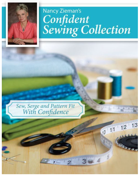 Confident Sewing Collection by Sewing With Nancy Zieman