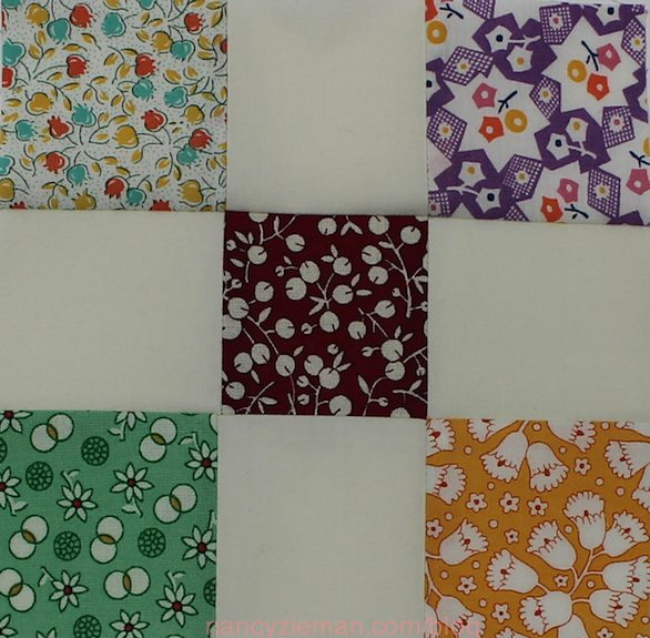 How to make a 9-patch quilt block, Nancy Zieman, Sewing With Nancy
