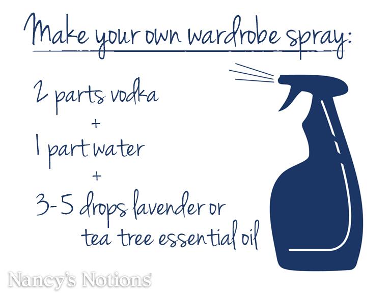 Wardrobe Spray