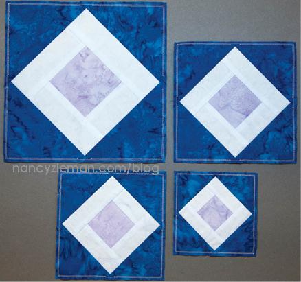 flurry snowflakes2 diamond block