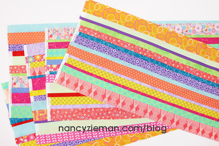 2016 Block Of The Month Quilt Extravaganza by Nancy Zieman | Sewing With Nancy
