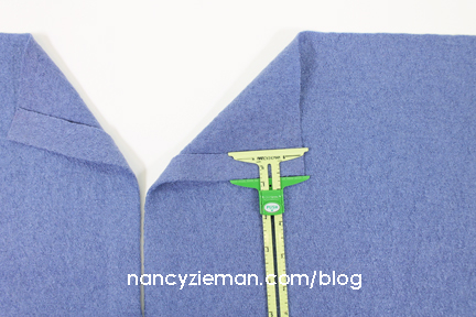How To LappedZipper NancyZieman 6