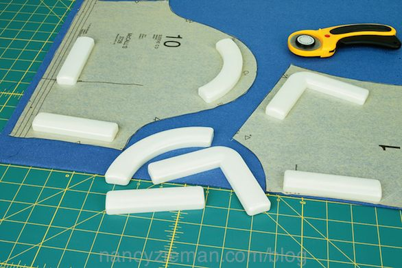 The Absolute Easiest Way to Layout a Sewing Pattern by Nancy Zieman, host of Sewing With Nancy