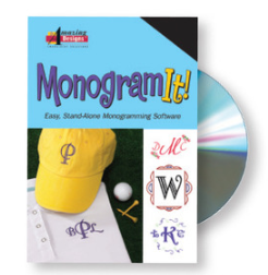 Monogram It! Layered monograms, Sewing WIth Nancy Zieman