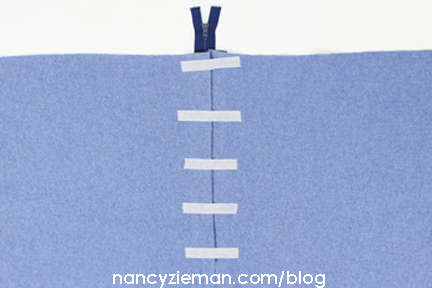 a How To LappedZipper NancyZieman 10