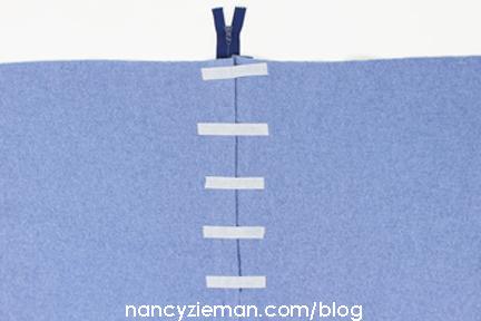 a How To LappedZipper NancyZieman 10