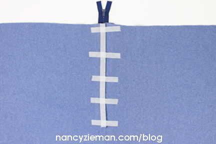 a How To LappedZipper NancyZieman 11