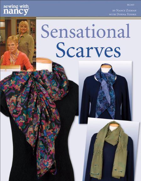 SensationalScarvesBook NZ