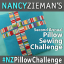 Annual Pillow Sewing Challenge hosted by Nancy Zieman